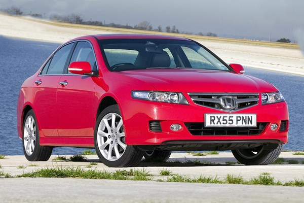 honda accord saloon from 2003 used prices parkers. Black Bedroom Furniture Sets. Home Design Ideas