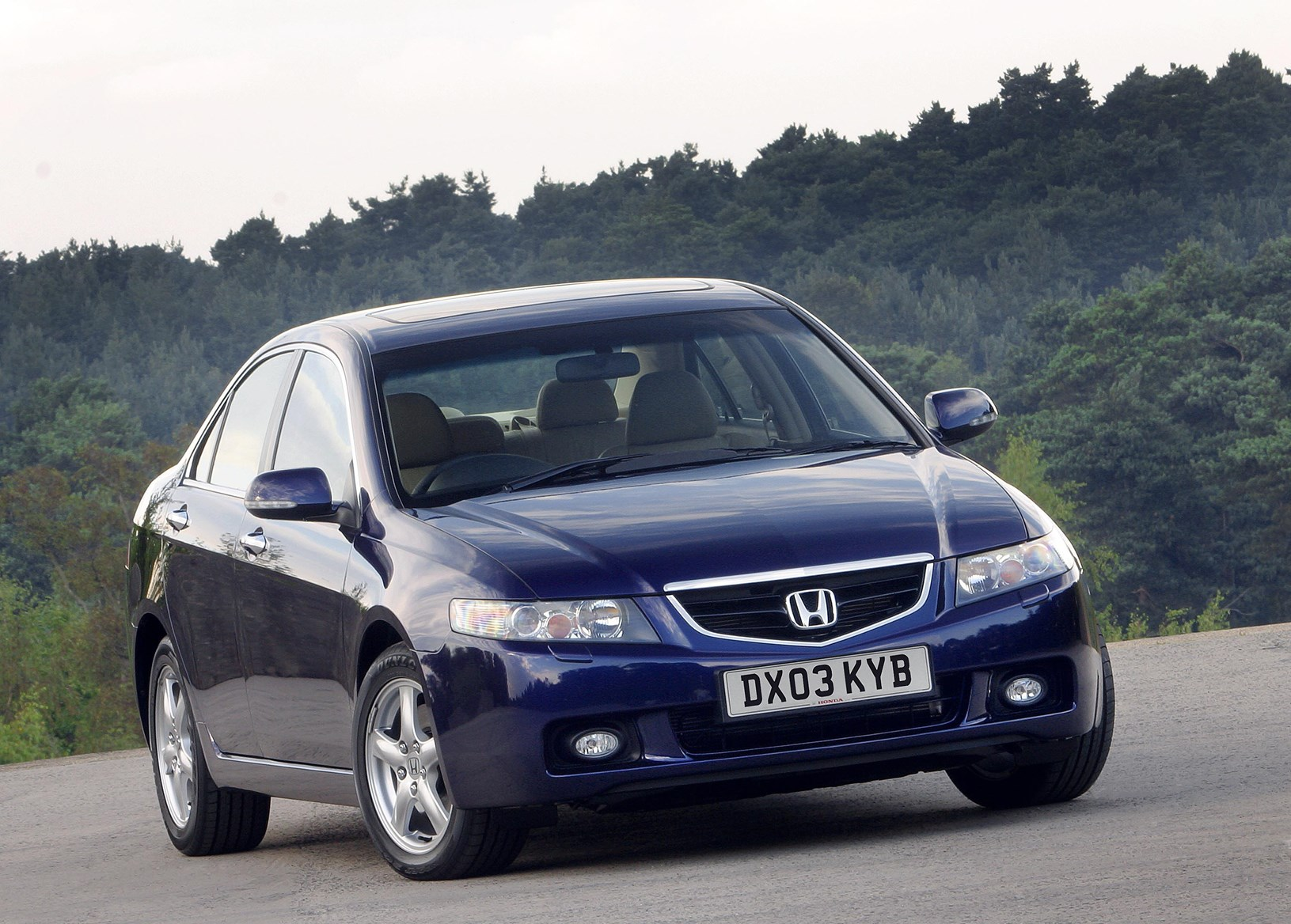 2003 Honda Accord For Sale >> Honda Accord Saloon Review (2003 - 2008) | Parkers
