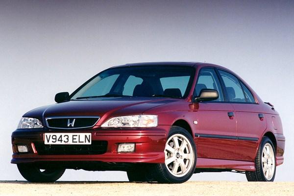 Honda Accord Saloon (1998 - 2003) Used Prices