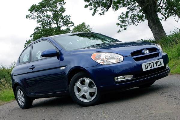 Hyundai Accent (06 09)   Rated 3.5 Out Of 5