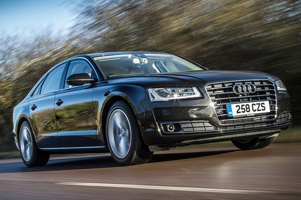 Audi 2015 A8