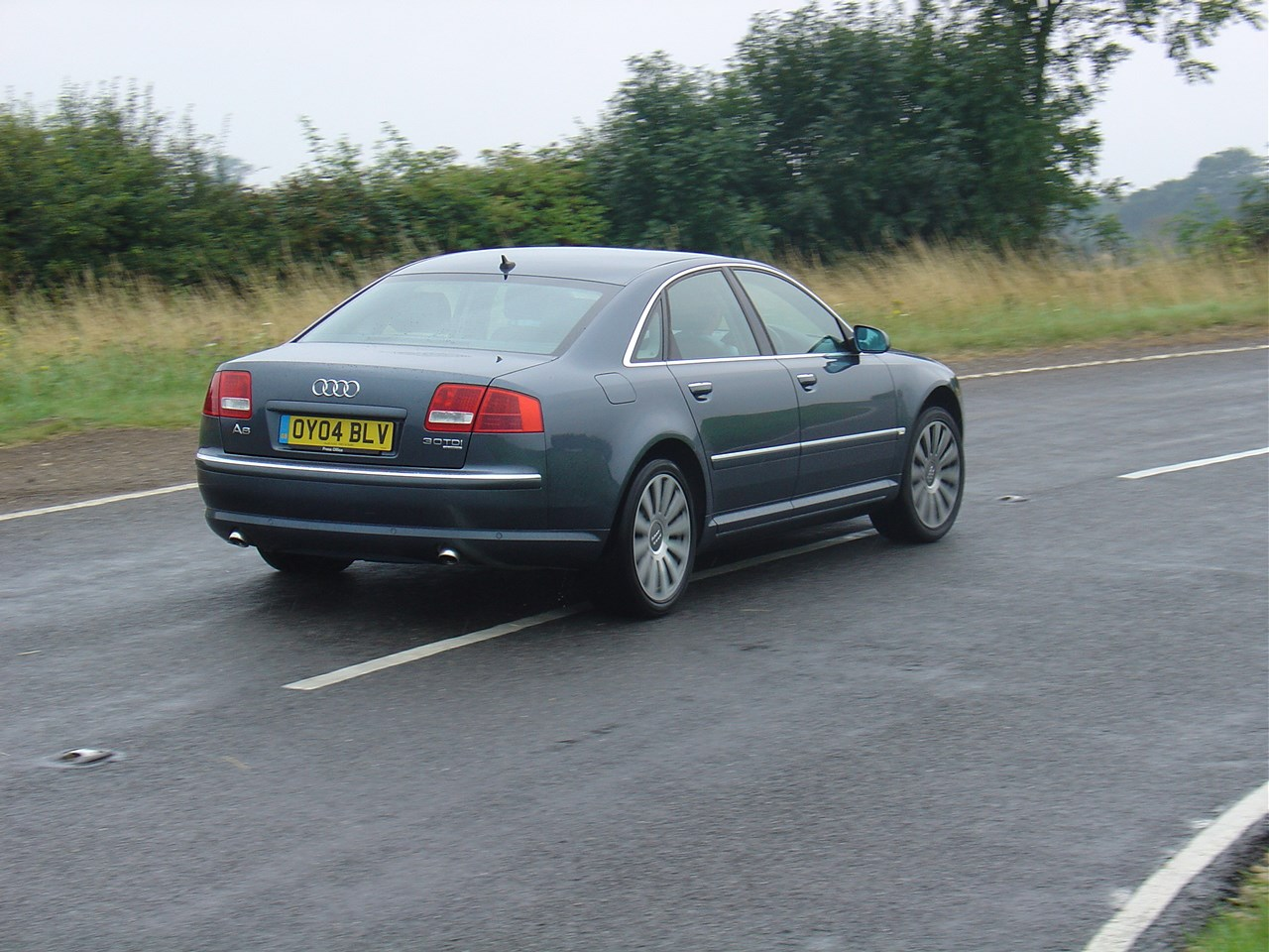 View all images of the audi a8 saloon 03 11