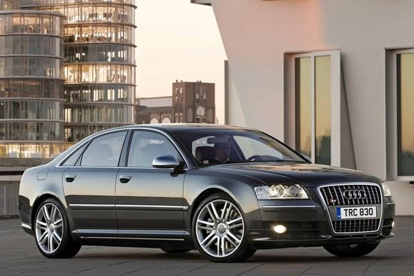 Audi A S Review Parkers - 2007 audi s8