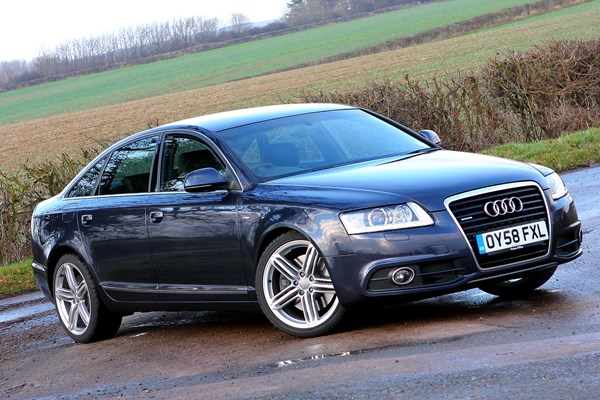 Audi A6 Saloon (2004 - 2011) Used Prices