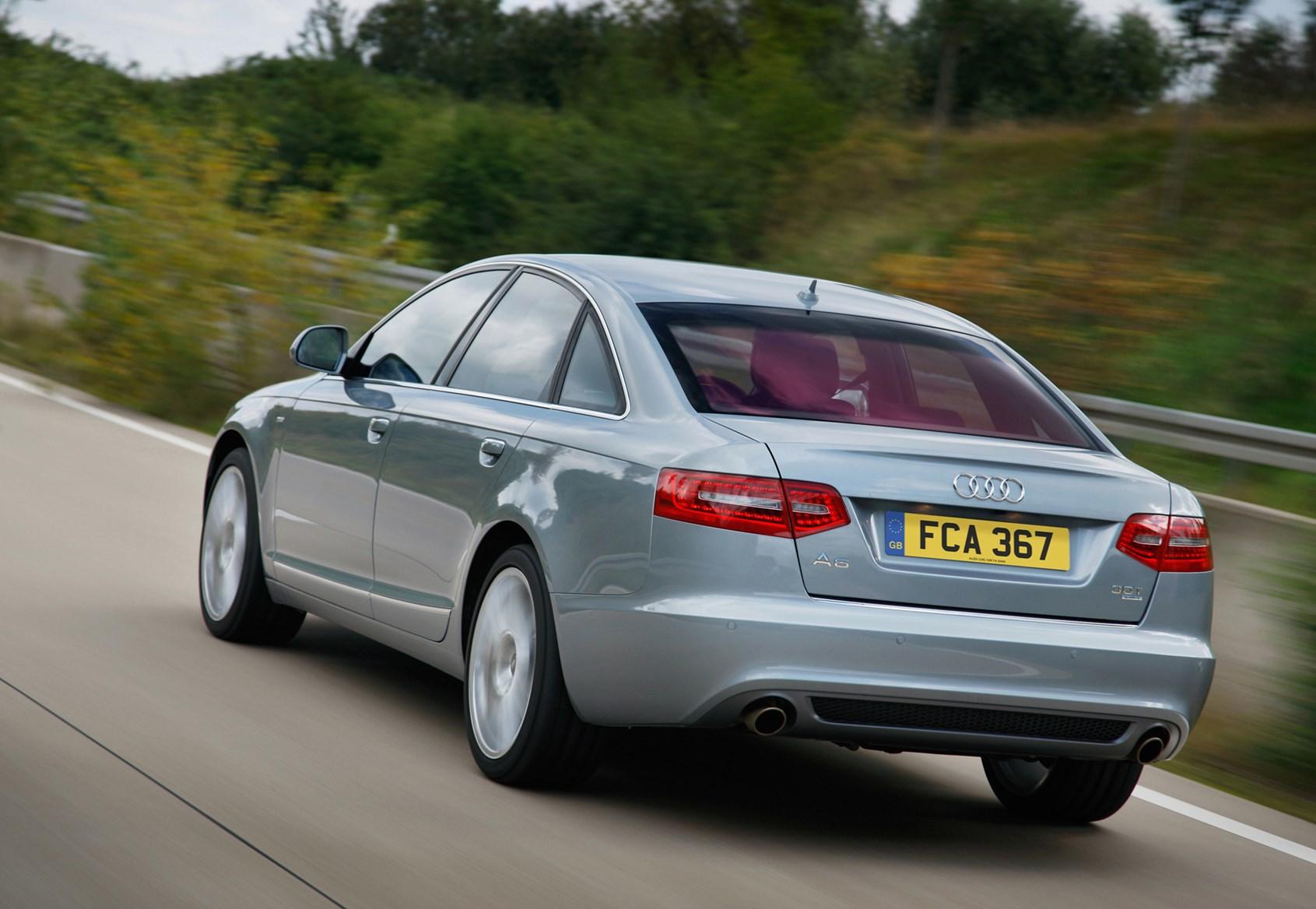 Audi A6 Saloon Review 2004 2011 Parkers