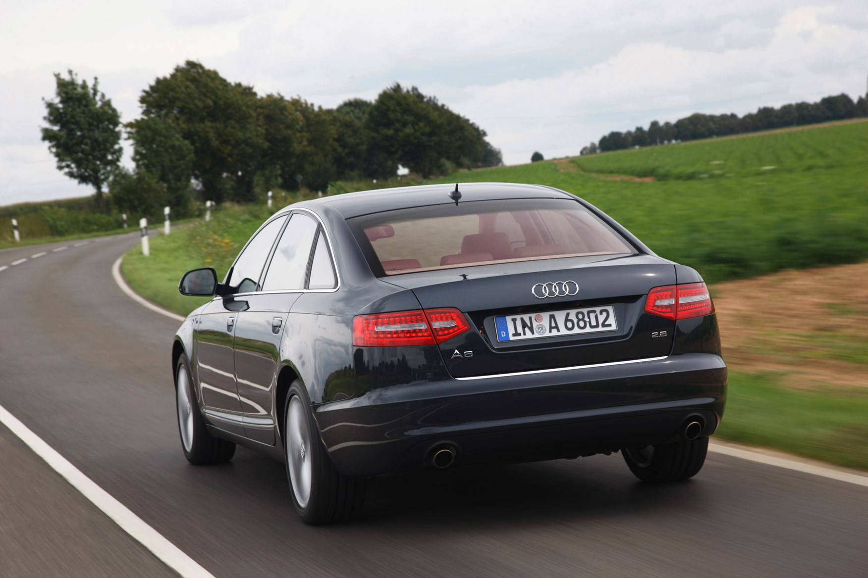 View all images of the audi a6 saloon 04 11