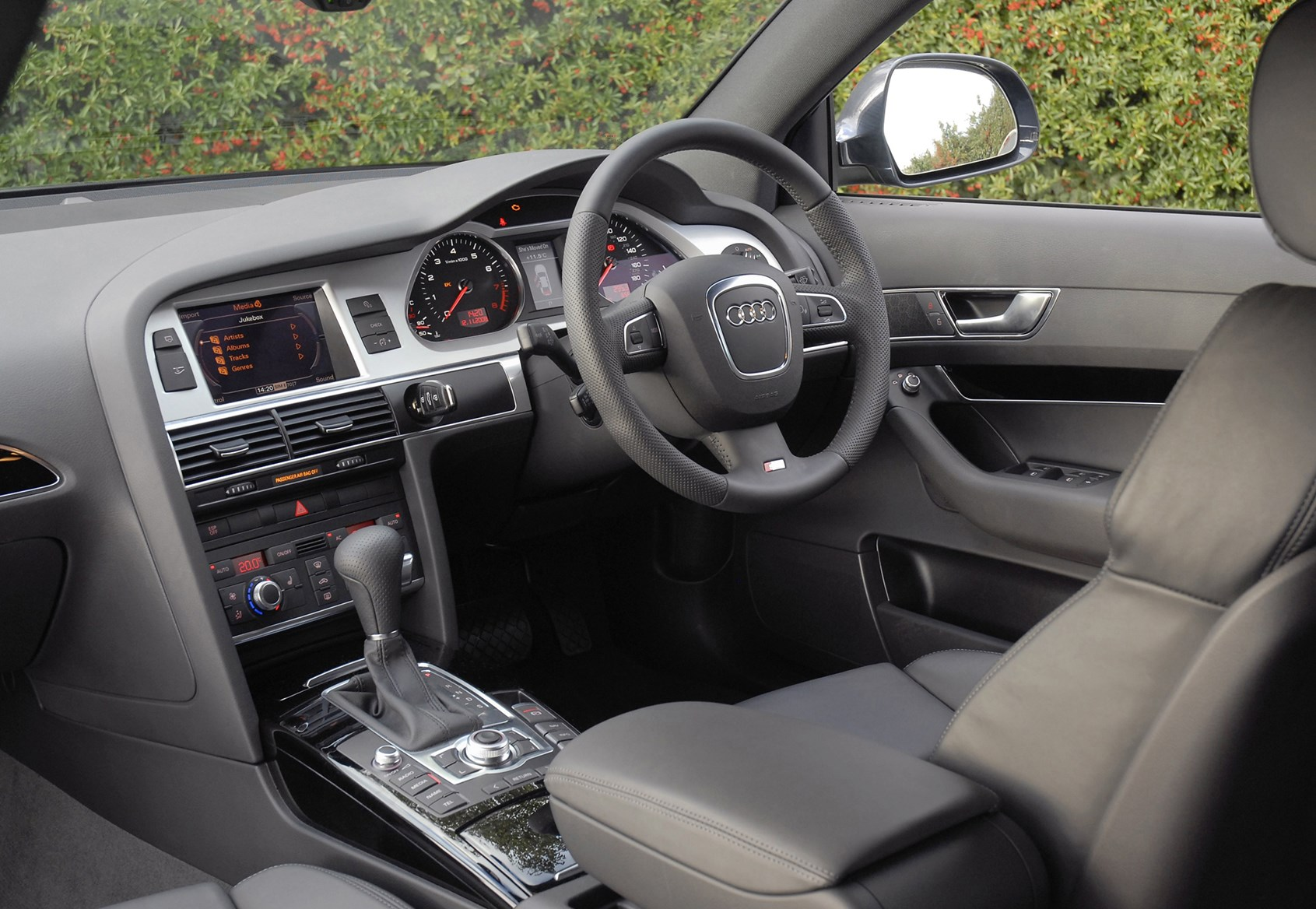 Audi A6 Saloon 2004 2011 Driving & Performance