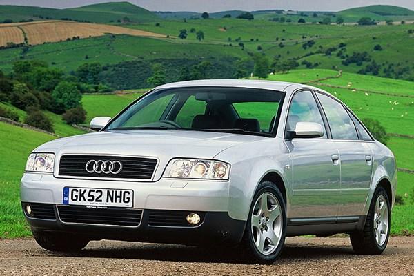 Audi A Saloon Review Parkers - 2002 audi