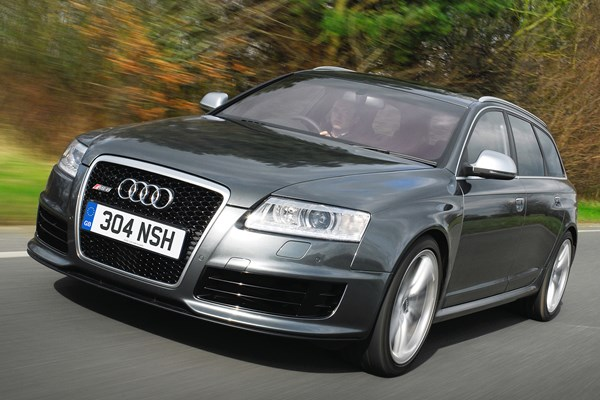 Audi A6 RS6 (2008 - 2010) Used Prices