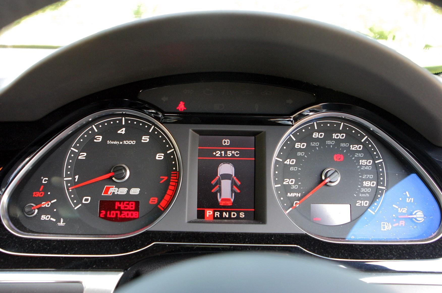 Audi A6 Rs6 2008 2010 Photos Parkers