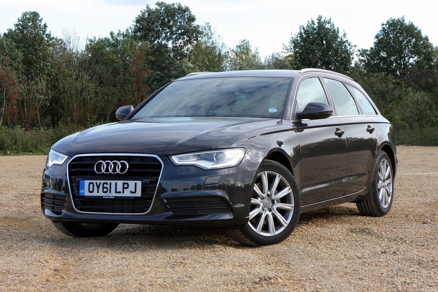 Audi A6 Avant 2011 Photos Parkers