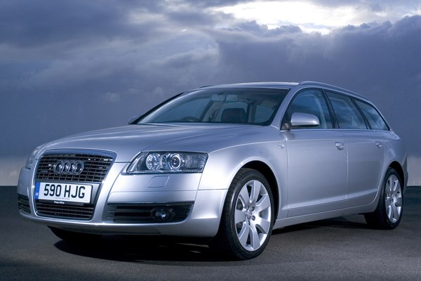 audi a6 avant review 2005 2011 parkers. Black Bedroom Furniture Sets. Home Design Ideas