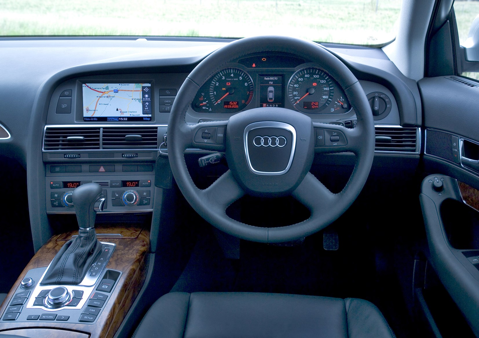 audi a6 avant 2005 2011 driving performance parkers. Black Bedroom Furniture Sets. Home Design Ideas