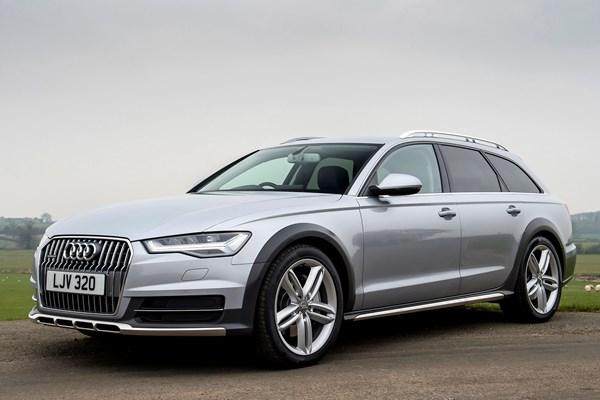 Audi A6 Allroad 12 18 Rated 4 Out Of 5