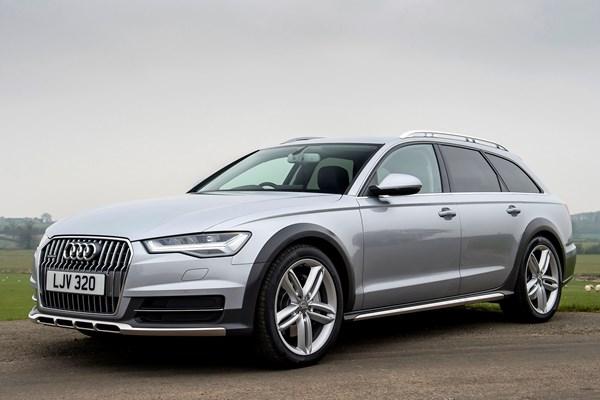 Audi 2016 A6 Allroad