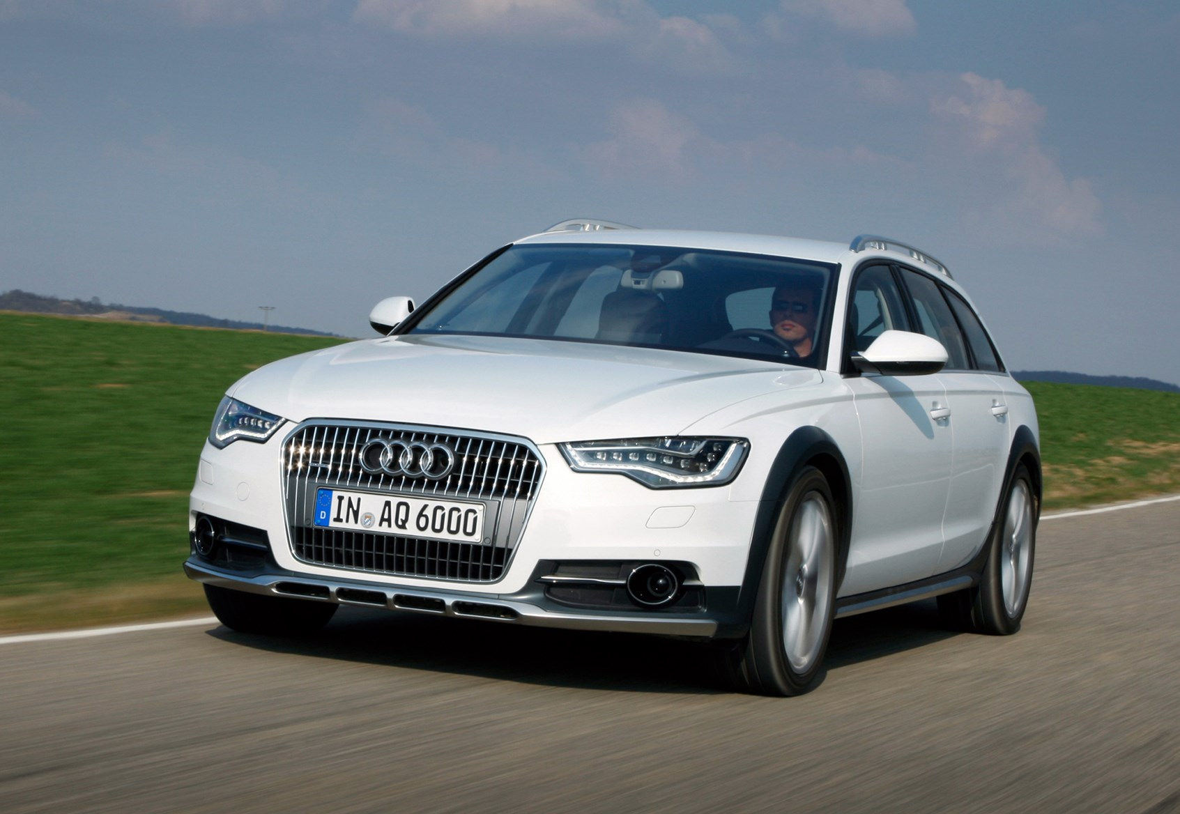 Audi A Allroad Review Parkers - Audi a6 allroad