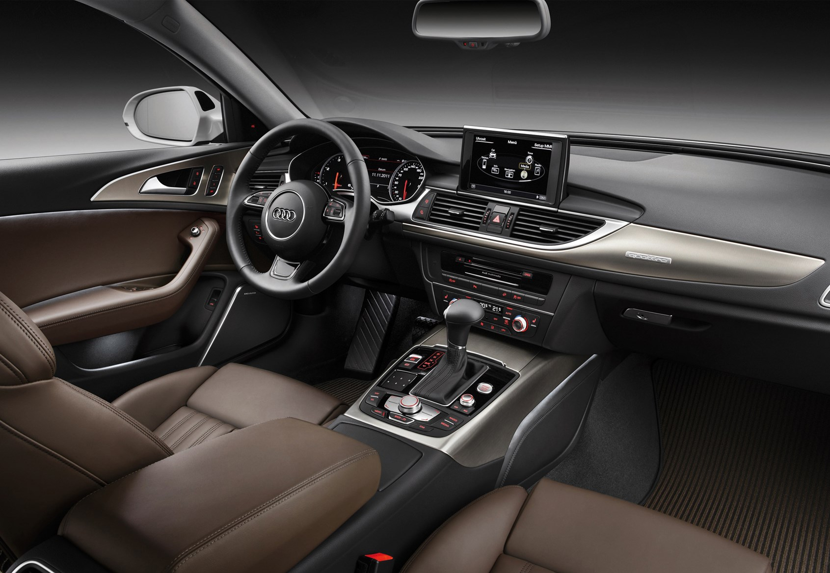 Audi a6 allroad review 2012 parkers view all images of the audi a6 allroad sciox Choice Image