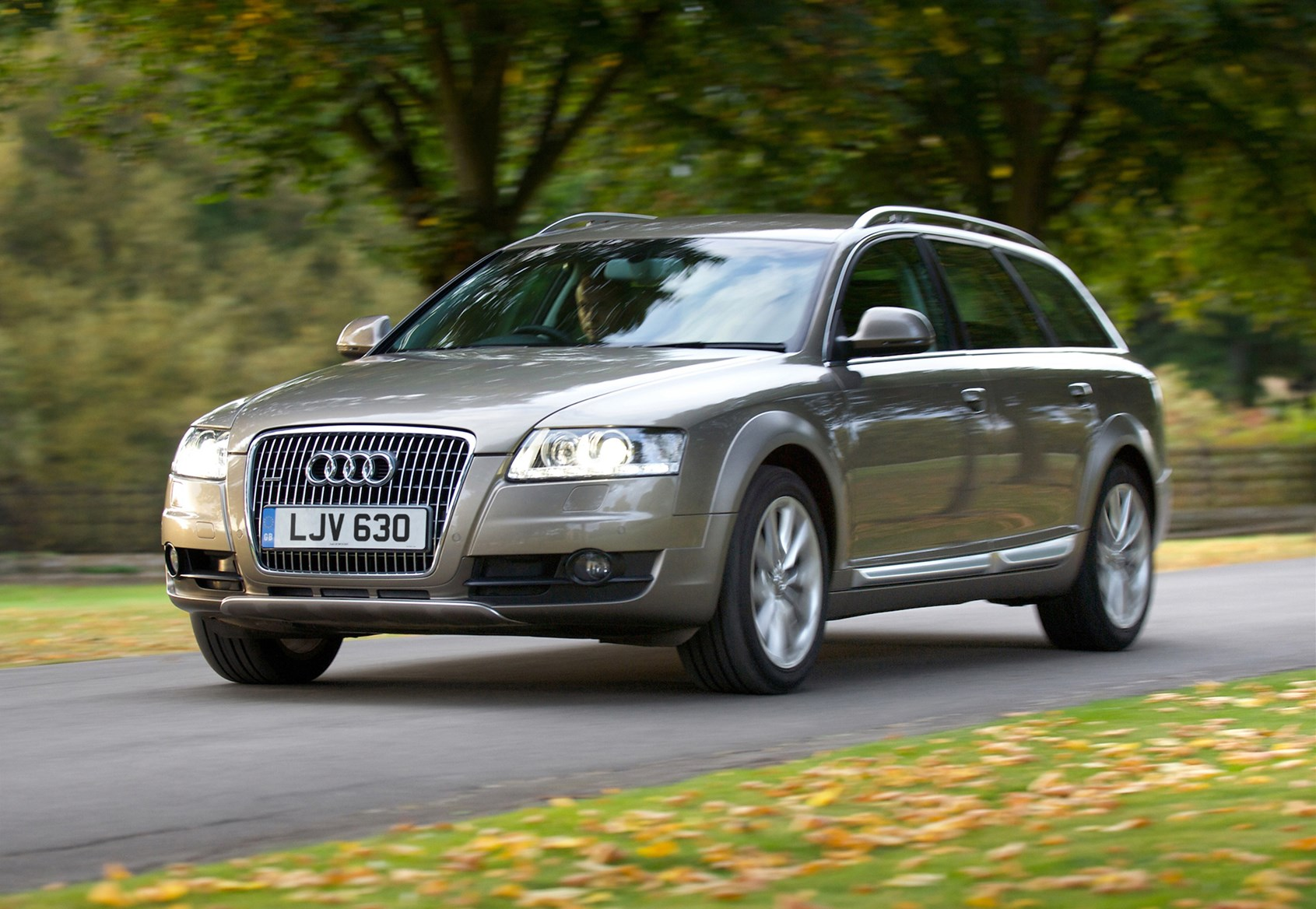 Audi A6 Allroad 2006 2011 Photos Parkers