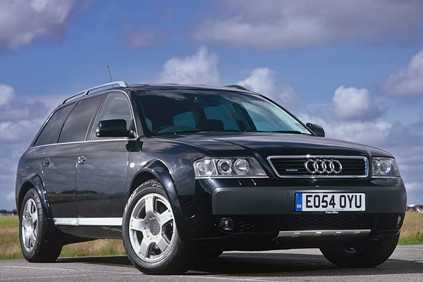 Audi A6 Allroad From 2000 Used Prices Parkers