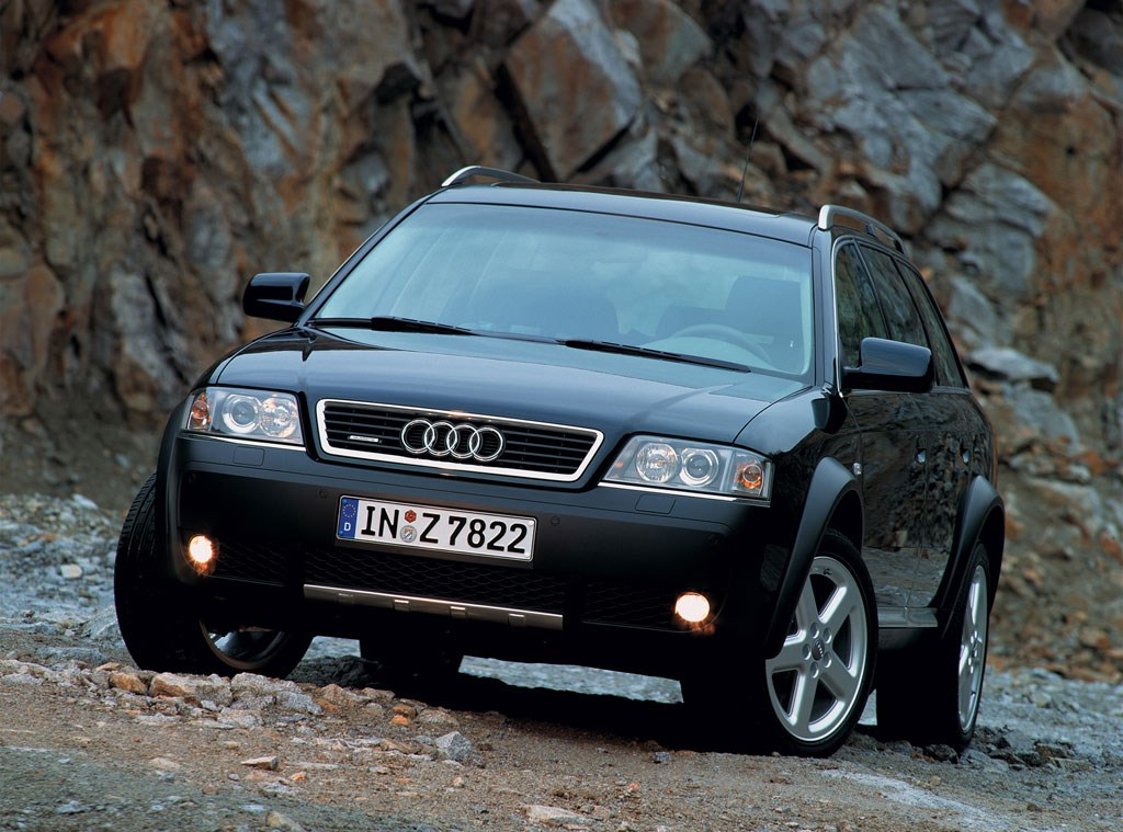 Audi Used For Sale >> Audi A6 Allroad (2000 - 2005) Photos | Parkers