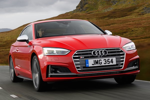 Audi A5 S5 (2007 - 2017) Used Prices