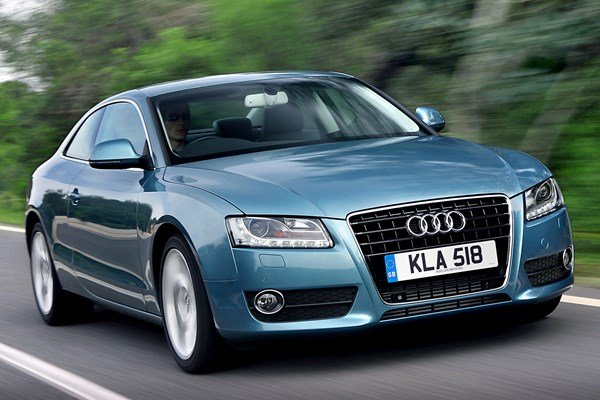 Audi A5 Coupé (2007 - 2016) Used Prices