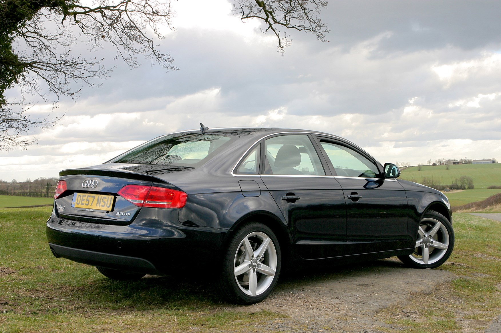 Audi A4 Saloon 2008 2015 Photos Parkers