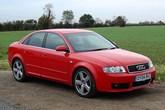 Audi 2004 A4 Saloon