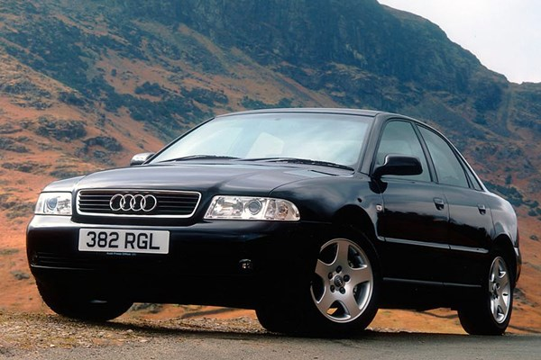 Audi A4 Saloon (1995 - 2001) Used Prices