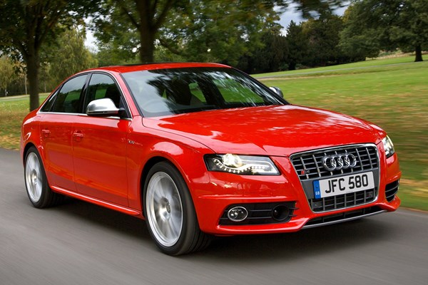 audi a4 s4 from 2009 used prices parkers. Black Bedroom Furniture Sets. Home Design Ideas