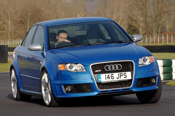 Audi A RS Review Parkers - 2005 audi rs4