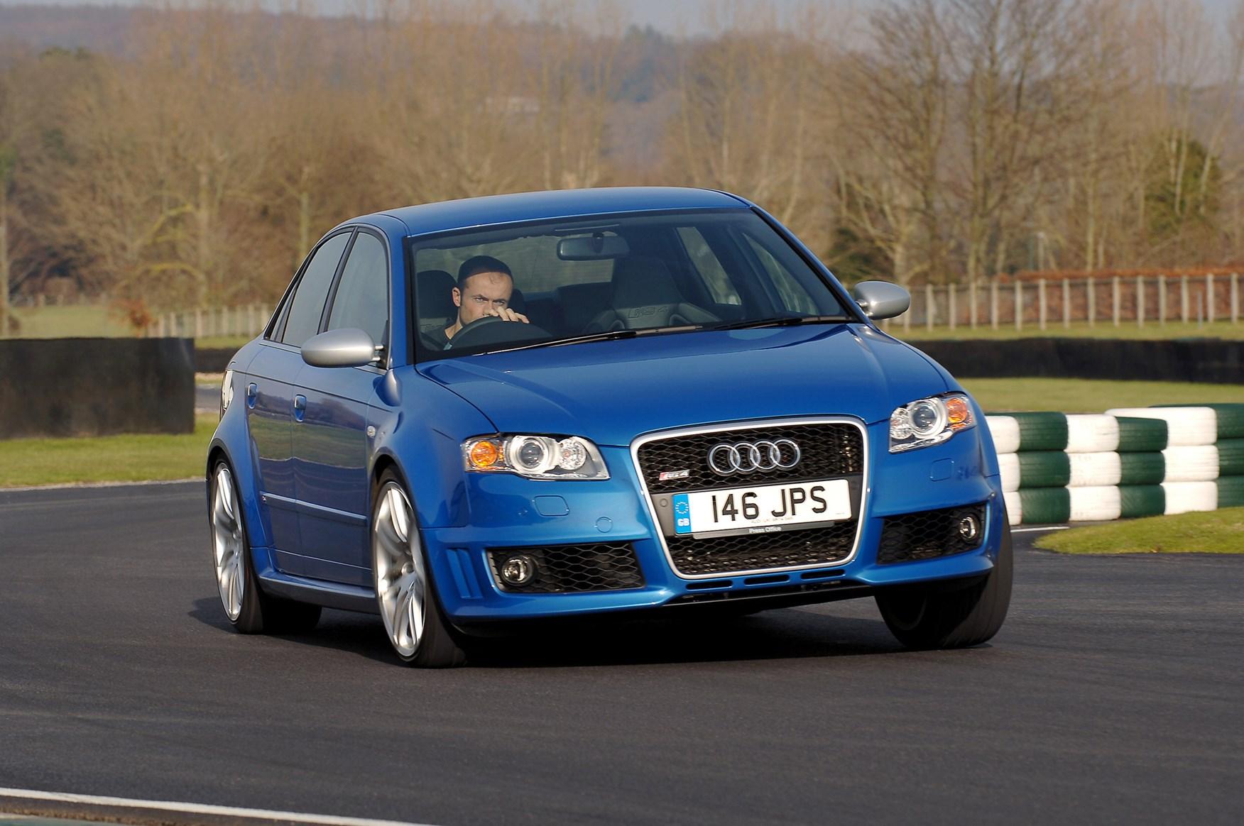 Audi A4 RS4 (2005 - 2008) Photos | Parkers