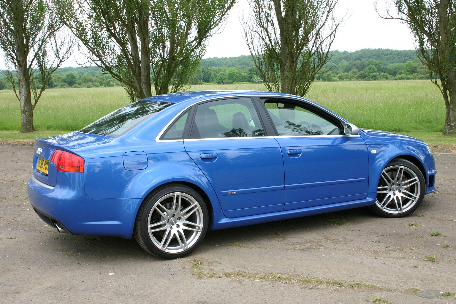 Audi A4 Rs4 2005 2008 Photos Parkers