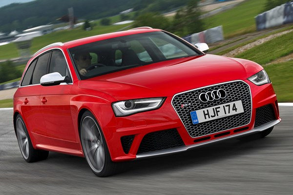 Audi A4 RS4 Avant (2012 - 2015) Used Prices