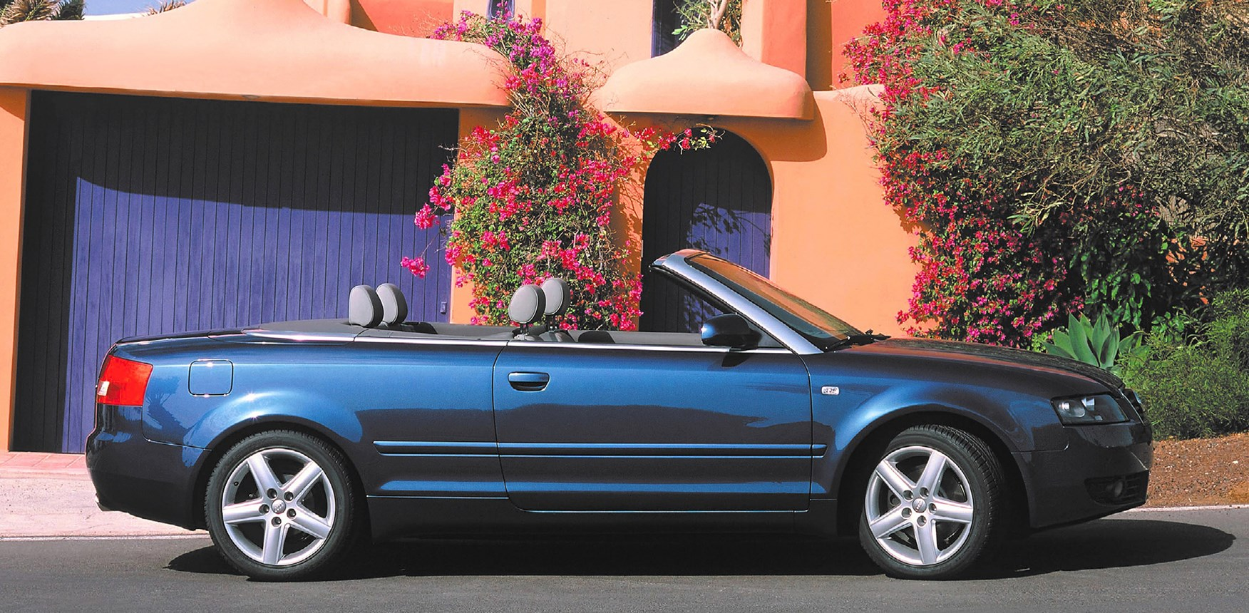 audi a4 cabriolet 2001 2005 photos parkers. Black Bedroom Furniture Sets. Home Design Ideas