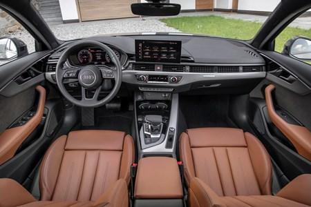 Audi A4 Avant Review 2019 Parkers