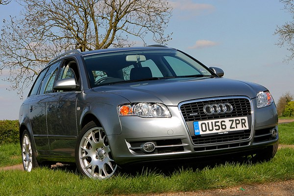 audi a4 avant review 2005 2008 parkers. Black Bedroom Furniture Sets. Home Design Ideas