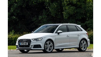 Audi A3 Sportback Black Edition (Technology Pack) 40 TDI 184PS Quattro S Tronic auto 5d