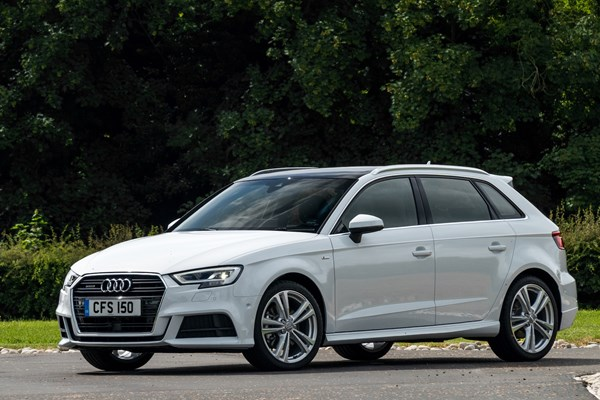 audi a3 sportback review summary parkers rh parkers co uk 2014 A3 Wagon Audi A3 USA