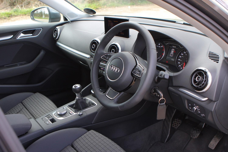 Audi A3 Sportback 2013 Photos Parkers
