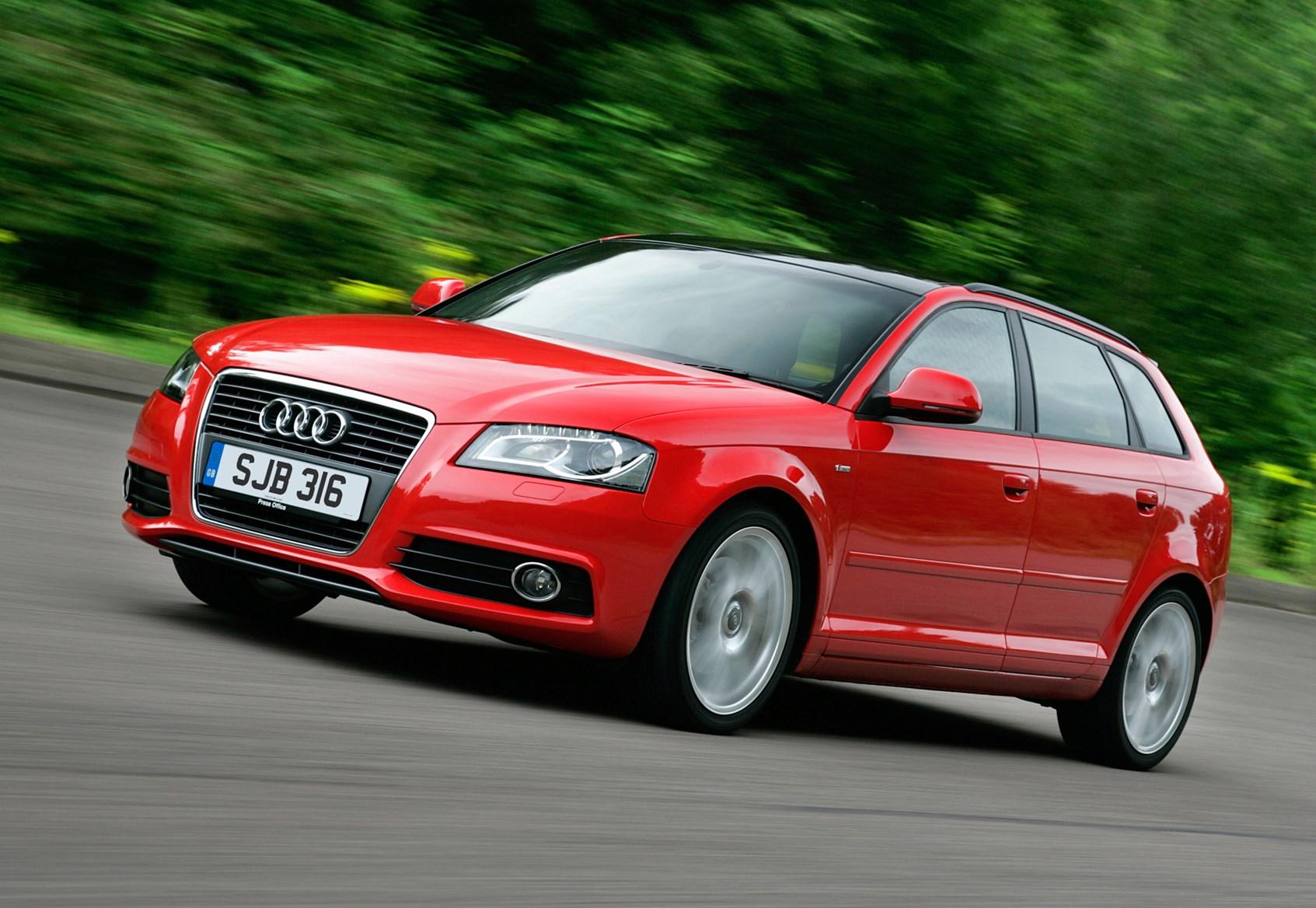 Audi A3 Sportback Review 2004  2013  Parkers