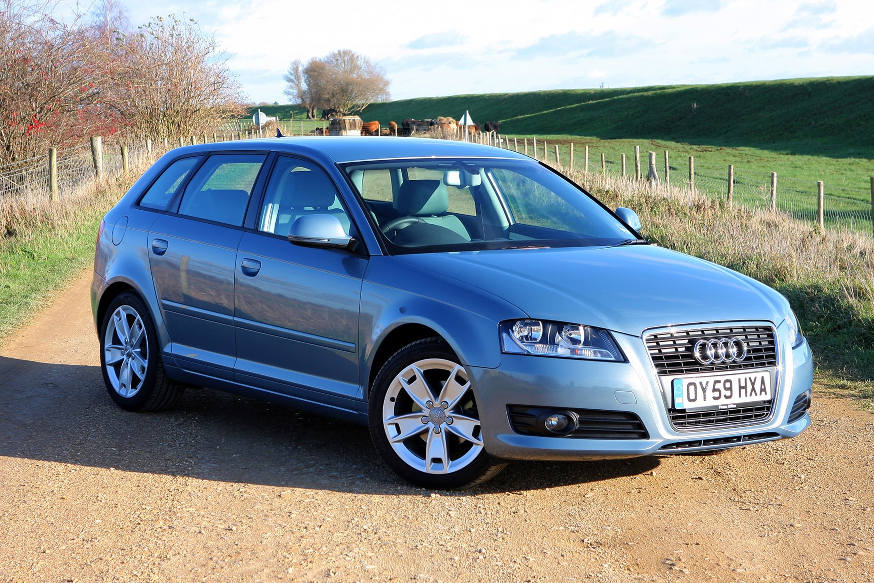 Audi A3 Sportback (2004 - 2013) Photos | Parkers