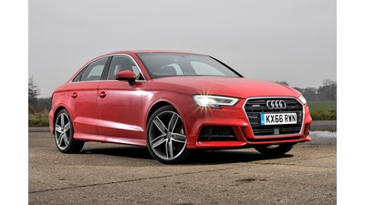 Audi A3 Saloon Black Edition 30 TDI 116PS 4d