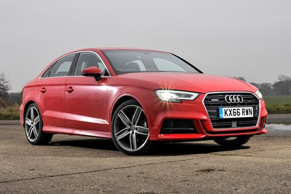Audi A3 Saloon From 2013 Specs Dimensions Facts Figures Parkers