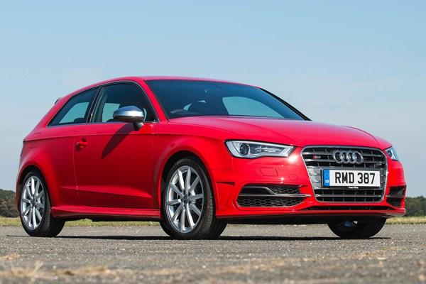 Audi A S Review Parkers - Audi s3 review