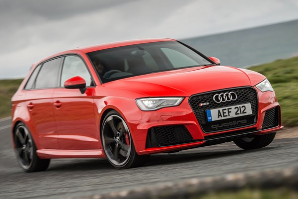 Audi A3 Rs3 Sportback 15 16 Rated 4 Out Of 5