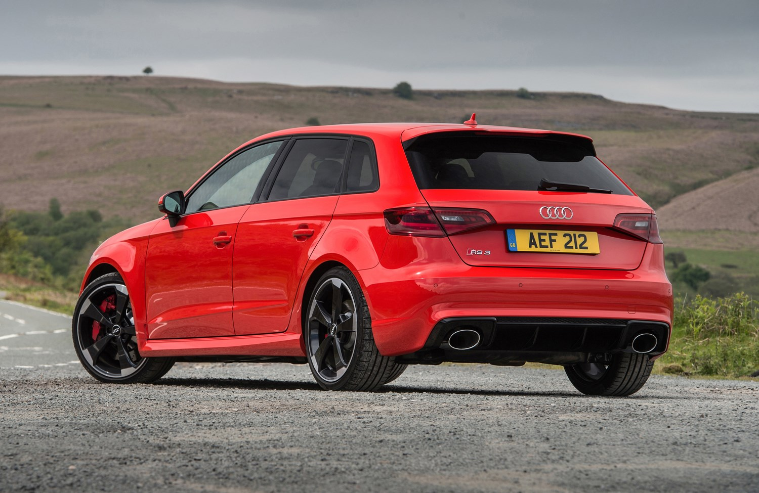 Audi A3 Rs3 Sportback 2015 2016 Photos Parkers
