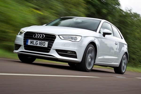 Audi A3 Hatchback (12-18) - rated 4.5 out of 5
