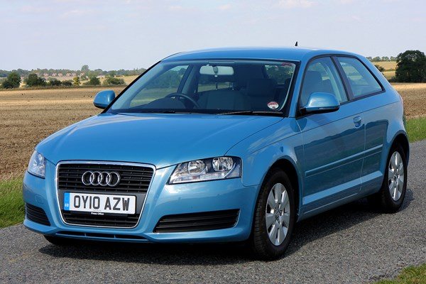 Audi A3 Hatchback (2003 - 2012) Used Prices