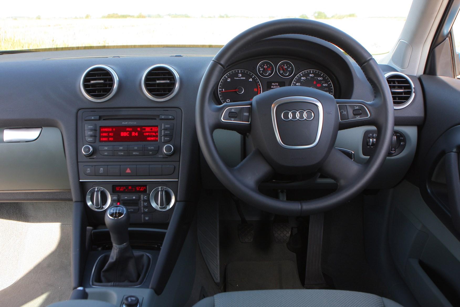 Audi rs3 060 parkers